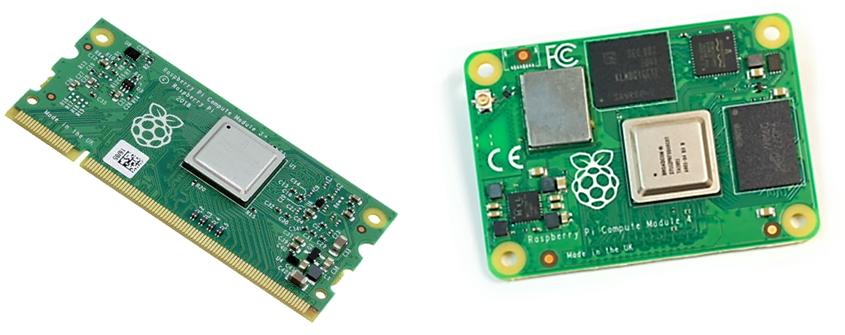 Upgrade Raspberry Pi CM3 to CM4