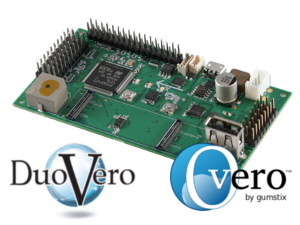 AeroCore for DuoVero and Overo