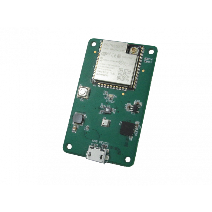 ESP32 Air Quality Sensor Board from Gumstix for use in modular circuit design