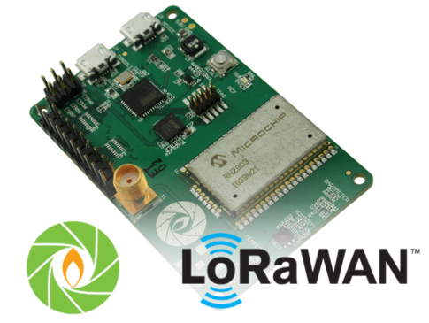 LoRaWAN in Geppetto