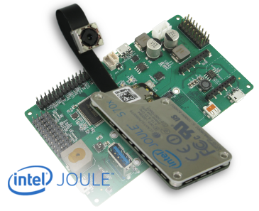 Gumstix's Intel Suite