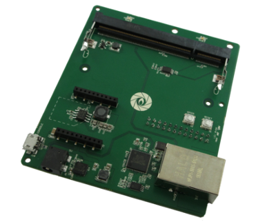 Pi Conduit LoRa® Gateway Board by Gumstix