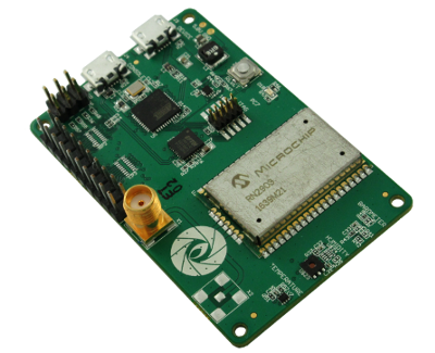Strata LoRa® Weather Station Gateway by Gumstix