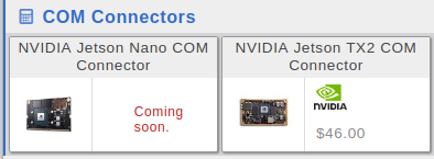 Coming soon: NVIDIA Jetson Nano in Geppetto | Gumstix, Inc