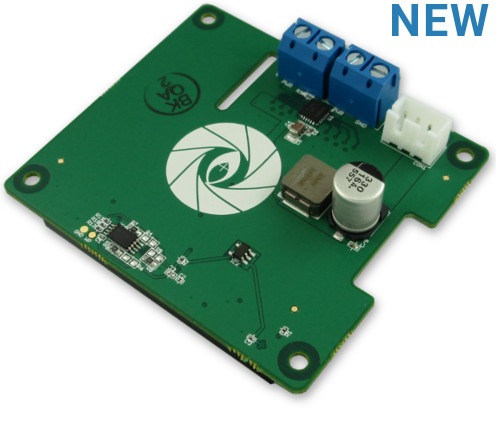Pi Stepper Motor Drive