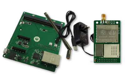 Overo LoRa development kit