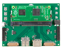 Gumstix Pi Compute USB-Ethernet Preview Thumbnail