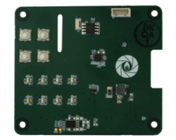 Gumstix Pi HAT Sensor Preview Thumbnail