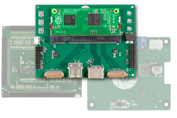 Boards for Raspberry Pi
