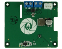 Gumstix Pi Stepper HAT Preview Thumbnail