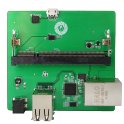 Gumstix Pi Compute USB-Ethernet Board Thumbnail