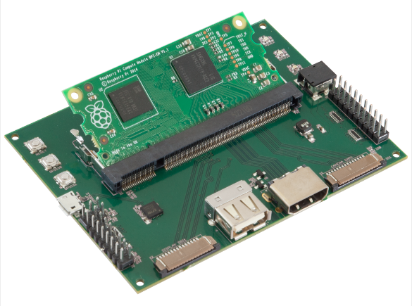 Raspberry Pi Compute Dev Board