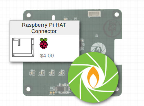 Raspberry Pi HAT in Geppetto