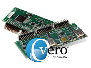 Robovero expansion board