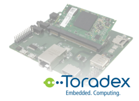 Toradex compatible products