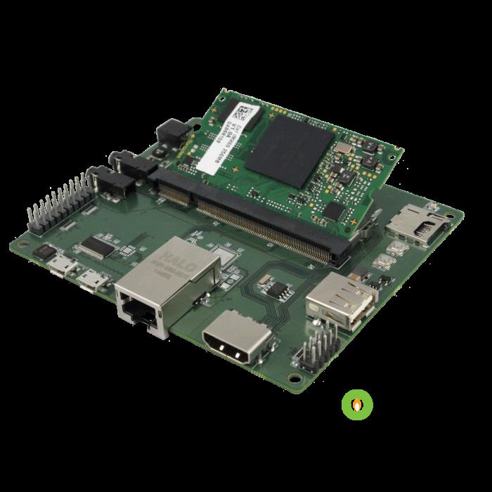 Gumstix Colibri iMX6 Dev Board