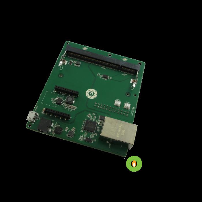 Gumstix Pi Conduit LoRa Gateway
