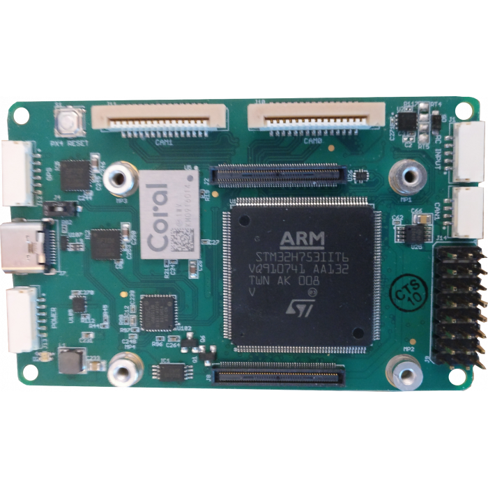 Gumstix Raspberry Pi CM4+Pixhawk FMUv6