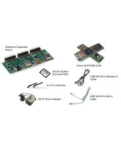 Robotics Development Kit Contents