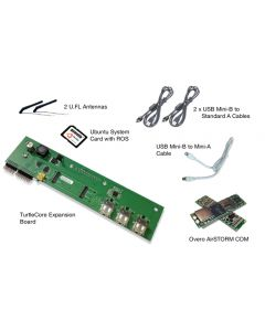 The Mobile Robotics Development Kit's contents